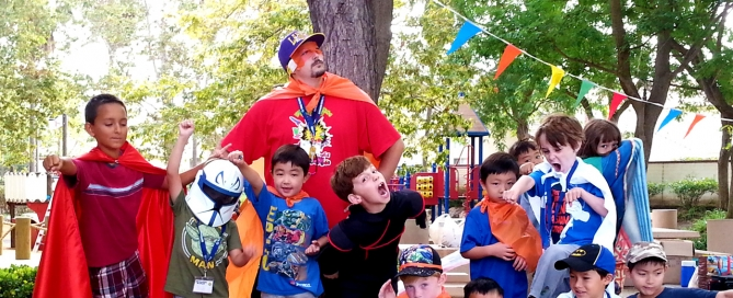 Fun Science Adventure Day Camp