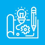 steam inventors summer kids camp icon