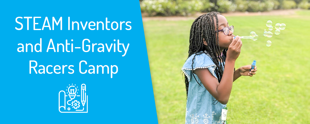 steam inventors and anti gravity racers kids camp